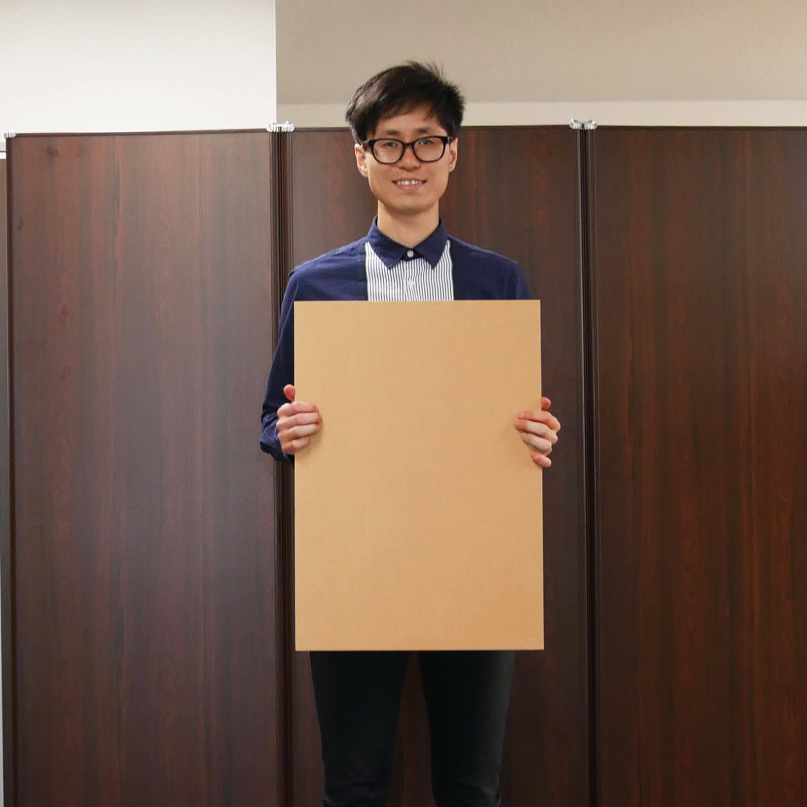 板ダンボール A2サイズ [ 594×420mm ] 1.5mm厚(FB20)