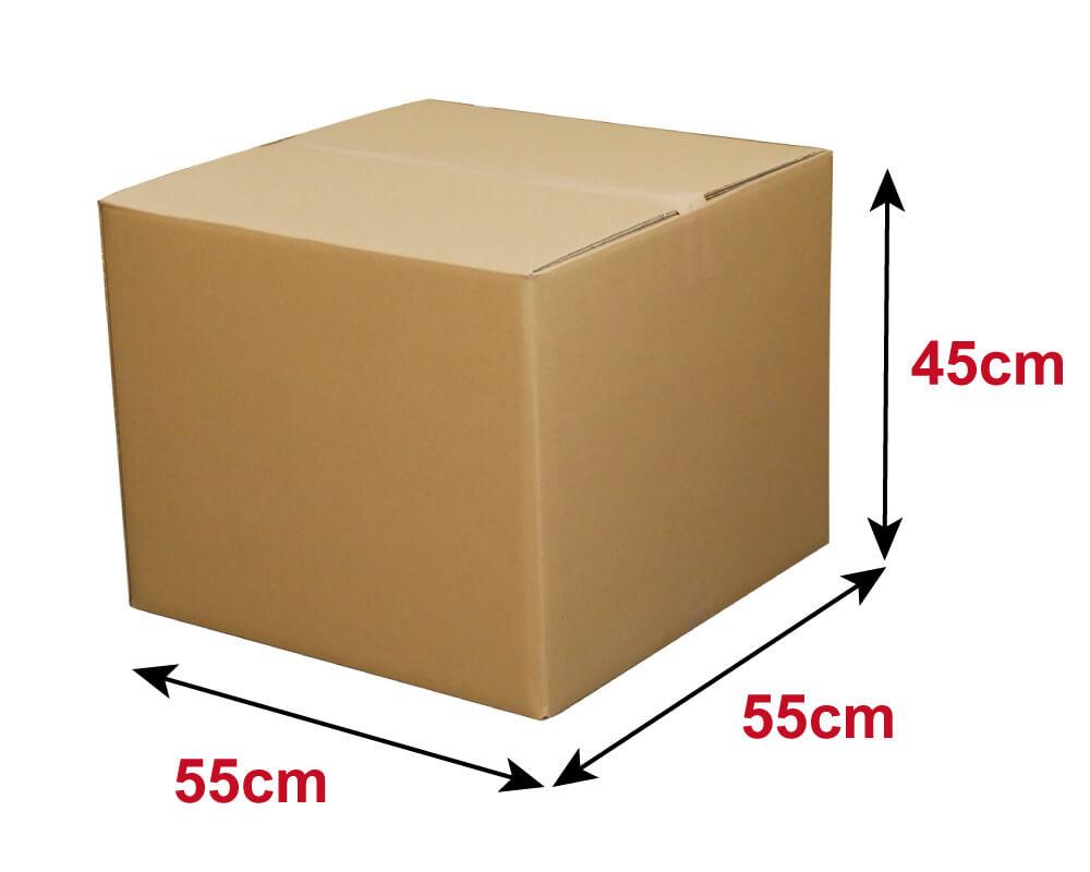 【宅配160サイズ】 EMS(国際スピード郵便)対応ダンボール箱