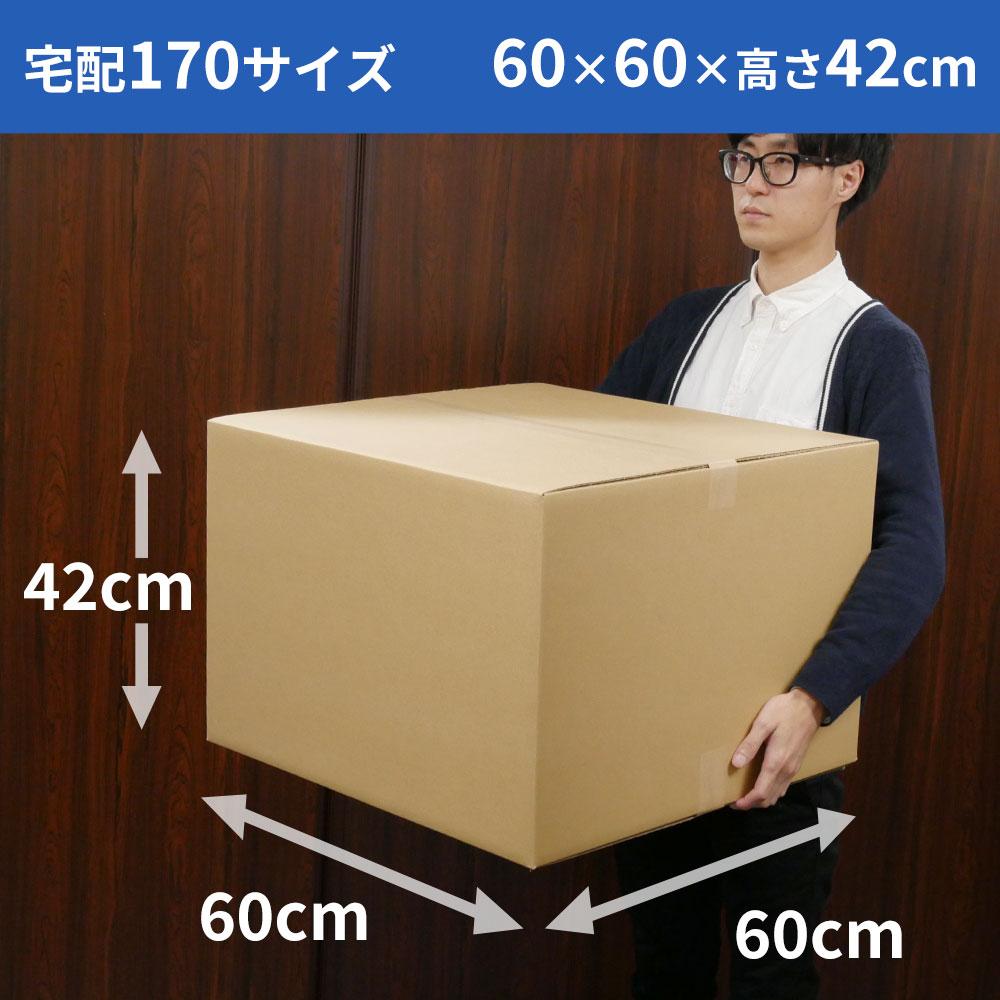 【170サイズ】 大型ダンボール箱 (FD23)