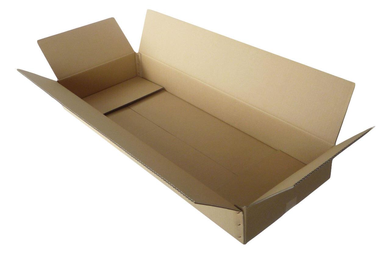 【170サイズ】ギター用ダンボール箱  [ 110×45×15cm ] (FU01)