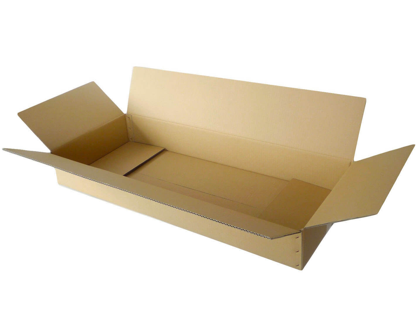 【160サイズ】ギター・長尺用ダンボール箱  [ 105×40×13cm ] (FU02)