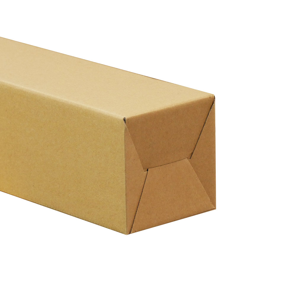 【B2サイズ】ポスター・カレンダー用ダンボール箱(定形外郵便対応)(11-MA05)