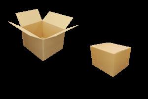 ダンボール箱の特長